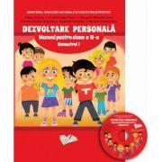 Dezvoltare Personala. Manual- clasa a II-a semestrul I. Contine CD - Georgeta-Mihaela Crivac imagine librariadelfin.ro