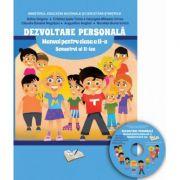 Dezvoltare personala. Manual clasa a II-a semestrul al II- lea. Contine CD -Adina Grigore imagine librariadelfin.ro