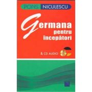 Germana pentru incepatori cu CD (Angelika Lundquist-Mog)