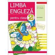 Limba engleza pentru clasa 2 - Arina Damian imagine librariadelfin.ro