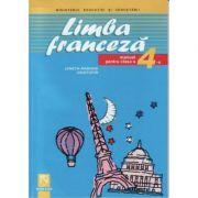 Limba franceza. Manual pentru clasa a IV-a - Janeta-Ramona Cristofor imagine librariadelfin.ro