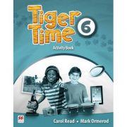 Tiger Time 6 Activity Book ( Caietul elevului )
