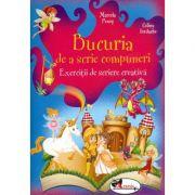 Bucuria de a scrie compuneri. Exercitii de scriere creativa - Marcela Penes imagine librariadelfin.ro
