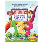 Set Matematica. Manual pentru clasa a III-a Semestrul 1 si Semestrul II - Rodica Chiran imagine librariadelfin.ro