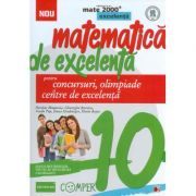Matematica de excelenta pentru concursuri, olimpiade si centre de excelenta, clasa a X-a - Vasile Pop imagine librariadelfin.ro