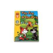 The Fox and the Dog Student s Book with CD. Primary Readers level 2 - H. Q. Mitchell imagine librariadelfin.ro