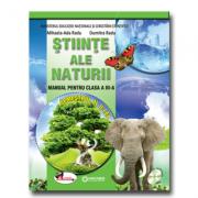 Stiinte ale naturii. Manual pentru clasa a -III-a, partea I + partea a II-a - Dumitra Radu imagine librariadelfin.ro