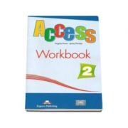 Access 2 Elementary Workbook Level A2 ( Virginia Evans )