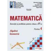 Matematica. Exercitii si probleme pentru clasa a VI-a, partea I - Gina Caba imagine librariadelfin.ro