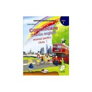Comunicare in limba engleza. Manual pentru clasa I, partea I + partea a II-a. Contine editie digitala - Cristina Johnson imagine librariadelfin.ro