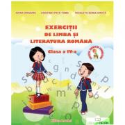 Limba si Literatura Romana pentru clasa a IV-a Exercitii ( Adina Grigore ) imagine librariadelfin.ro