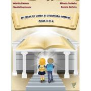 Culegere Limba si Literatura Romana clasa a III-a - Valentin Diaconu