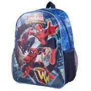 Spiderman - Ghiozdan pentru clasa pregatitoare (SM15001)