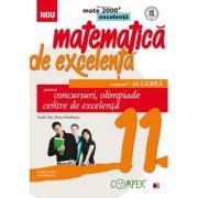 Matematica de excelenta pentru concursuri, olimpiade si centre de excelenta - clasa a XI-a Volumul I imagine librariadelfin.ro