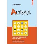 Imagine Autismul - Teorie Si Interventie Educationala -theo Peeters