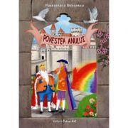 Povestea anului. Poveste - Passionaria Stoicescu, ilustratii Adrian Cerchez