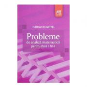Culegere Probleme de analiza matematica pentru clasa a XI-a imagine librariadelfin.ro