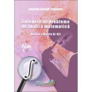 Culegere De Probleme De Analiza Matematica Pentru Clasele Xi-xii (gheorghe Adalbert Schneider)