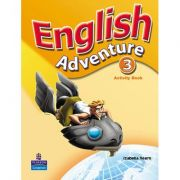 English Adventure, Activity Book, Level 3