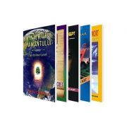 Colectia Radu Cinamar - cele cinci volume ale autorului