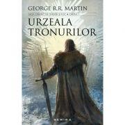 Urzeala Tronurilor - Saga cantec de gheata si foc, cartea I - (Editia 2017) - George R. R. Martin imagine libraria delfin 2021
