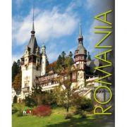 "Album ""Romania ""-ENGLEZA"