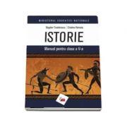 Manual de istorie pentru clasa a V-a - Bogdan Teodorescu, Cristina Hornoiu imagine librariadelfin.ro