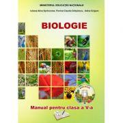 Biologie. Manual pentru clasa a V-a - Adina Grigore, Iuliana-Alina Sprincenea, Florina-Claudia Ghitulescu imagine librariadelfin.ro