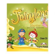 Curs limba engleza Fairyland Starter Audio CD la manual - Virginia Evans, Jenny Dooley