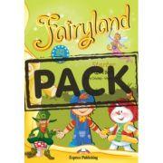 Curs limba engleza Fairyland Starter Pachetul Elevului. Manual si audio CD - Virginia Evans, Jenny Dooley