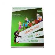Educatie civica. Manual, pentru clasa a III-a Semestrul I. Contine CD - Cleopatra Mihailescu, Tudora Pitila imagine librariadelfin.ro