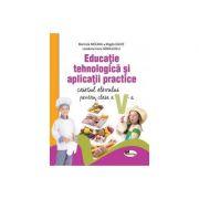 Educatie tehnologica si aplicatii practice. Caietul elevului pentru clasa a V-a - Marinela Mocanu, Magda Dache, Loredana-Irena Sandulescu imagine librariadelfin.ro