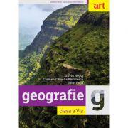 Geografie. Manual pentru clasa a V-a - Silviu Negut, Carmen Camelia Radulescu, Ionut Popa imagine librariadelfin.ro