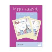 Limba franceza. Caiet de lucru pentru clasa a V-a, L2 - Claudia Dobre imagine librariadelfin.ro