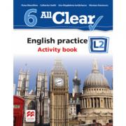 Limba moderna 2. Limba engleza, Auxiliar pentru clasa a-VI-a