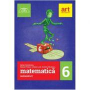 Clubul matematicienilor. Matematica pentru clasa a 6-a. Semestrul I - Marius Perianu imagine librariadelfin.ro