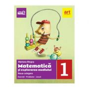 Matematica si explorarea mediului. Noua culegere pentru clasa I. Exercitii, probleme, jocuri - Mariana Mogos imagine librariadelfin.ro