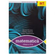 Matematica. Clasa a 5-a. Manual - Marius Perianu, Catalin Stanica, Stefan Smarandoiu imagine librariadelfin.ro