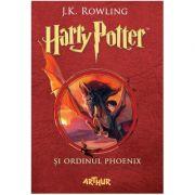 Harry Potter si Ordinul Phoenix 5 - J. K. Rowling imagine librariadelfin.ro