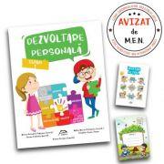 "Dezvoltare personala, clasa I + carte cadou ""Invatam altfel"" + caiet tip I oferit gratuit imagine librariadelfin.ro"