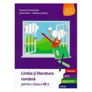 Limba si literatura romana clasa a VI-a Semestrul I+II - Metoda stiu, descopar, aplic