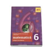 Matematica. Culegere de probleme pentru clasa a VI-a. Concursul national de matematica - Lumina Math (Editia 2017) imagine librariadelfin.ro