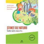 Auxiliar pentru clasa a III-a - Stiinte ale naturii - Aurelia Seulean imagine librariadelfin.ro
