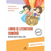 Auxiliar pentru clasa a III-a - Limba si literatura romana - semestrul al II-lea - Aurelia Seulean imagine librariadelfin.ro