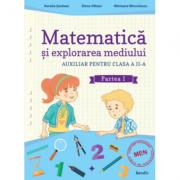 Auxiliar pentru clasa a II-a - Matematica si explorarea mediului - semestrul I - Aurelia Seulean imagine librariadelfin.ro