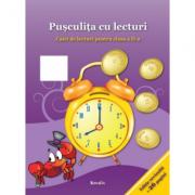 Pusculita cu lecturi clasa a II-a - Corina Istrate imagine librariadelfin.ro