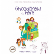 Auxiliar pentru clasa I - Ghiozdanelul cu litere – semestrul I - Corina Istrate imagine librariadelfin.ro