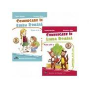 Comunicare in limba romana Clasa a II-a - Set Semestrul I + Semestrul al II-lea imagine librariadelfin.ro