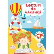 Lecturi de vacanta pentru clasa pregatitoare. Texte amuzante si atractive. Exercitii pentru copii isteti imagine librariadelfin.ro