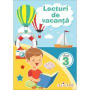 Lecturi de vacanta clasa a III-a imagine librariadelfin.ro